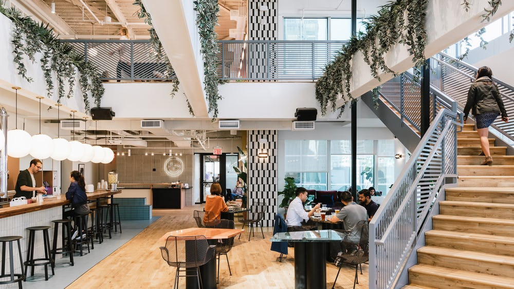 Tower 49 – Coworking