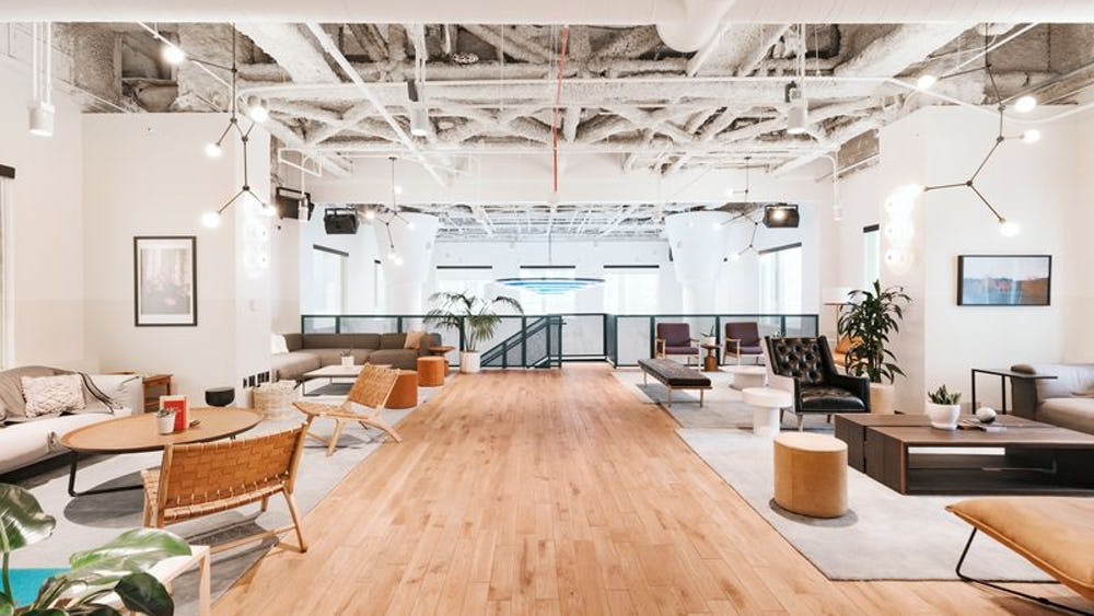 77 Leadenhall Street - City of London Office Space | WeWork