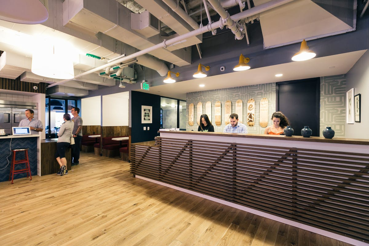 Wework Conference Room In Santa Monica