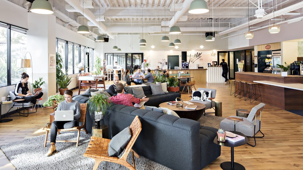 Coworking em Manhattan Beach Towers