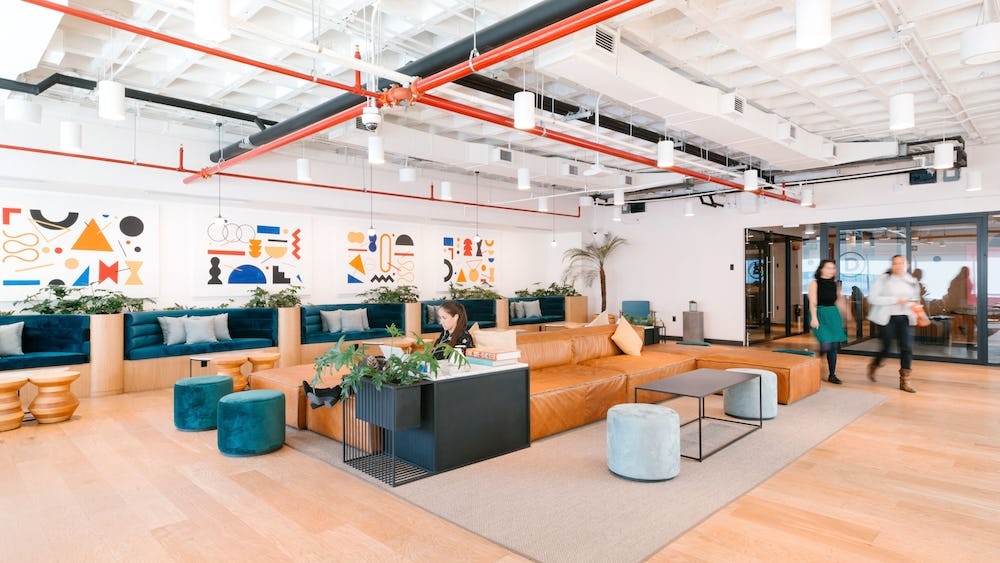 Coworking 120 Old Broad St