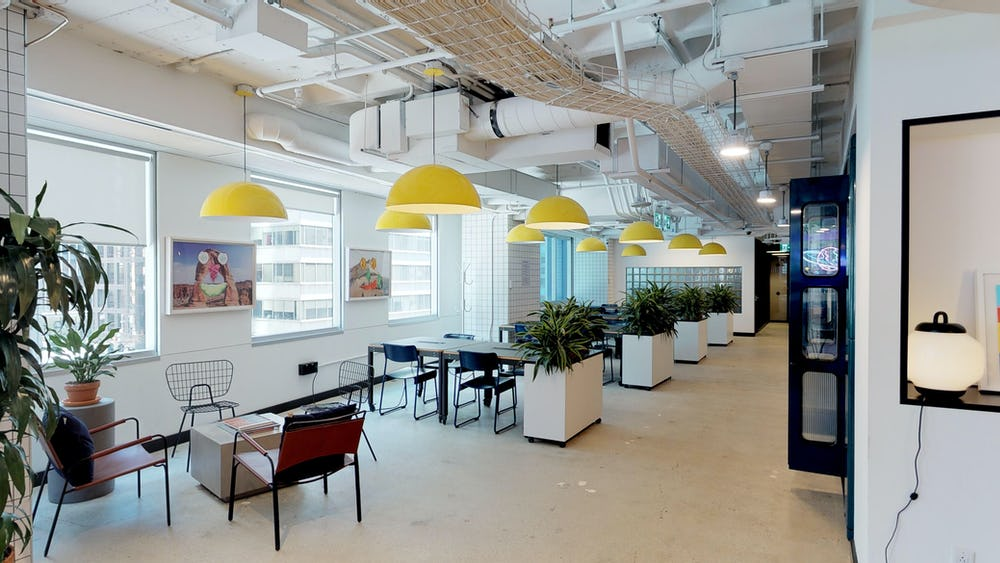 100 University Ave coworking