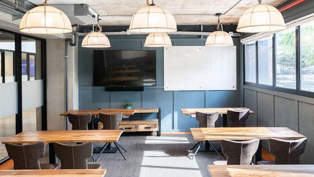 10 HaZerem St Conference Room