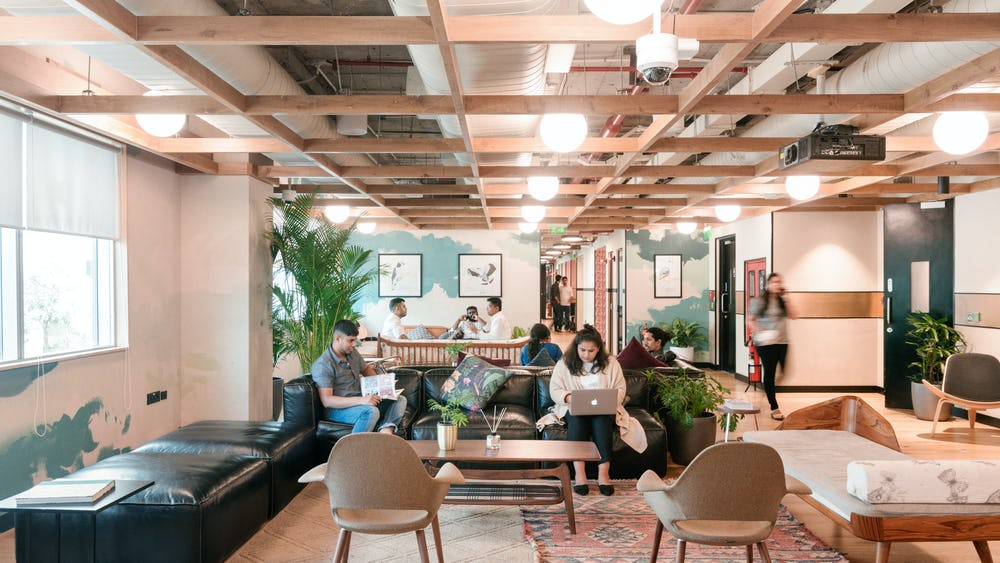 Embassy GolfLinks Coworking Office Space | WeWork Bengaluru