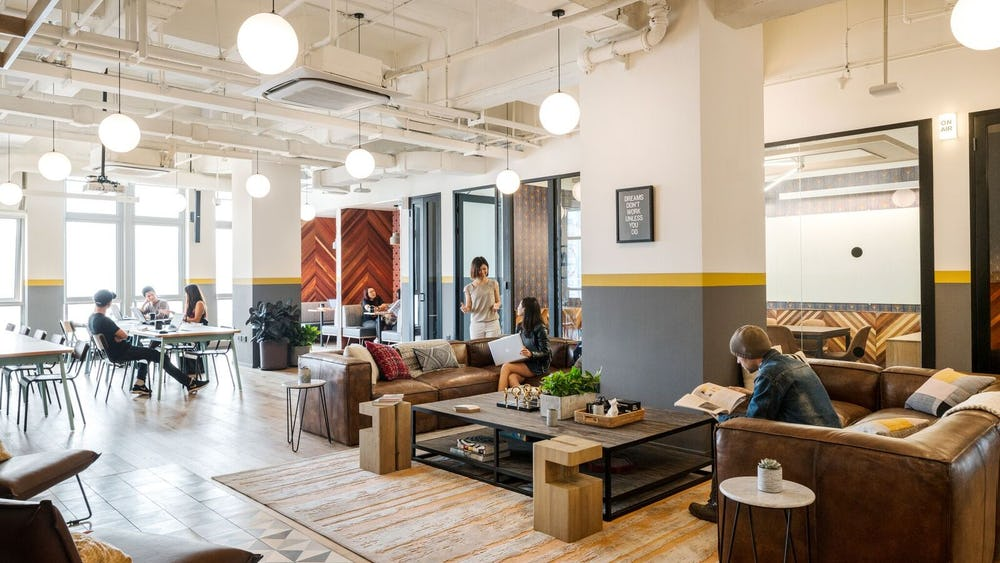Coworking 1448 NW Market St