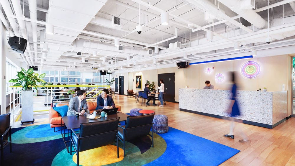 Seolleung – Coworking