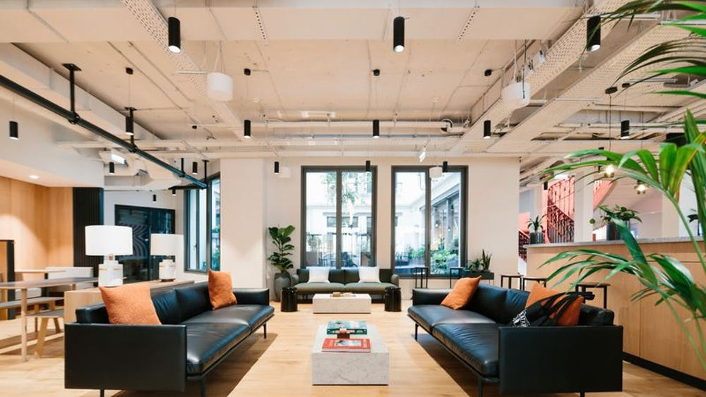 Coworking 255 Boulevard Pereire