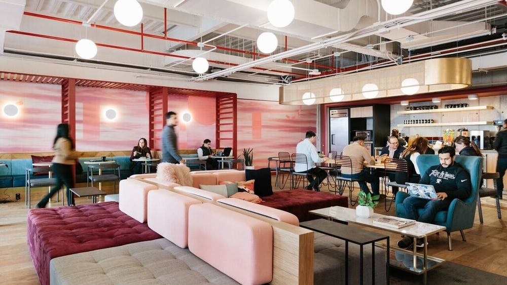 Coworking 128 S Tryon St