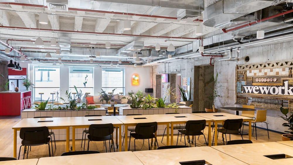 Coworkingové prostory King George 20